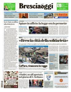 Brescia Oggi - 16 Novembre 2017