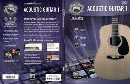 The Ultimate Multimedia Instructor - Acoustic Guitar 1 [repost]