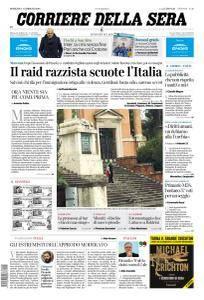 Corriere della Sera - 4 Febbraio 2018