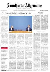 Frankfurter Allgemeine Zeitung - 18 April 2020