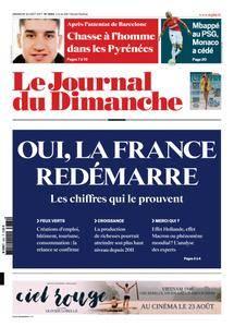 Le Journal du Dimanche - 20 août 2017