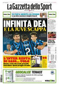 La Gazzetta dello Sport Roma – 25 giugno 2020
