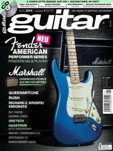 Guitar Germany - Januar 2019