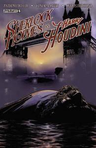 Sherlock Holmes vs Harry Houdini 005 2015 digital