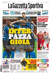 La Gazzetta dello Sport Roma – 27 settembre 2020