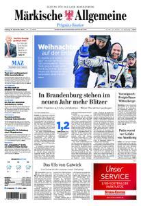 Märkische Allgemeine Prignitz Kurier - 21. Dezember 2018