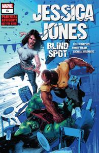 Jessica Jones-Blind Spot 006 2020 Digital Zone