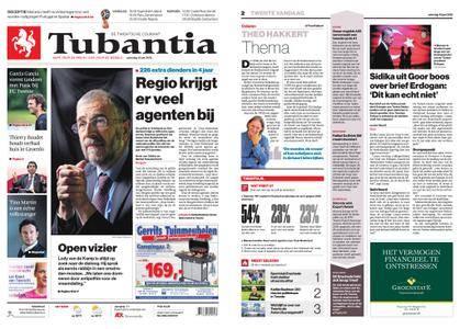 Tubantia - Enschede – 16 juni 2018
