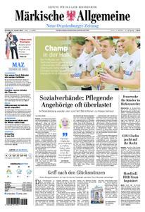 Neue Oranienburger Zeitung - 14. Januar 2019