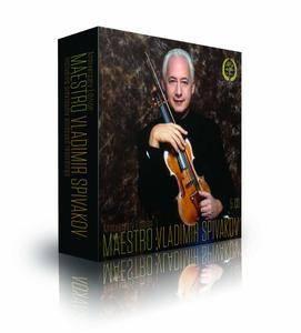 Vladimir Spivakov - Anniversary Edition: Box Set 5CDs (2015)