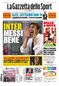 La Gazzetta dello Sport Bergamo – 25 luglio 2020
