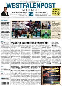 Westfalenpost Wetter - 15. Juni 2019