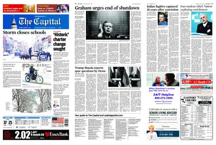 The Capital – January 14, 2019