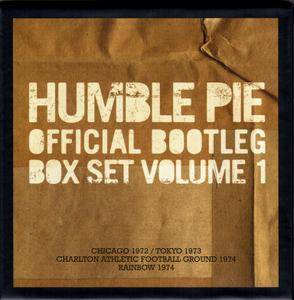 Humble Pie - Official Bootleg Box Set, Volume 1 (2017)