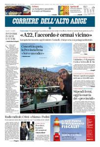 Corriere dell'Alto Adige - 10 Aprile 2019