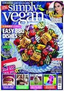 Simply Vegan – August 2018