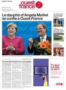 Ouest-France Édition France – 03 juin 2021