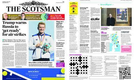 The Scotsman – April 12, 2018