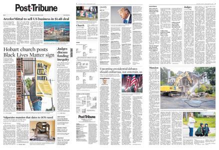 Post-Tribune – September 29, 2020