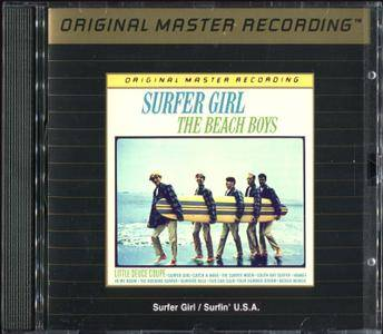 The Beach Boys - Surfin' U.S.A. & Surfer Girl (1989) [MFSL UDCD 521]