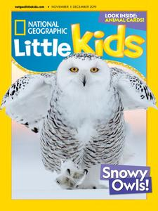 National Geographic Little Kids - November 2019