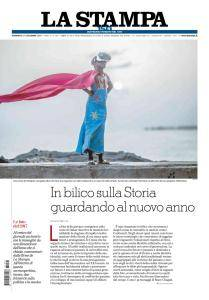 La Stampa Torino Provincia e Canavese - 31 Dicembre 2017