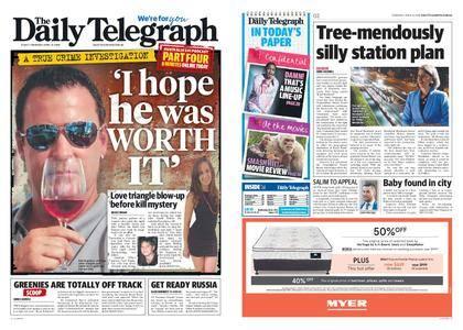 The Daily Telegraph (Sydney) – April 12, 2018