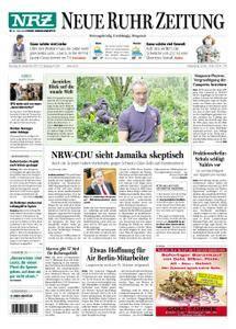 NRZ Neue Ruhr Zeitung Essen-Postausgabe - 26. September 2017