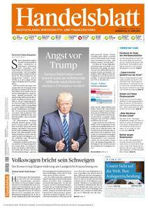 Handelsblatt - 03. März 2016
