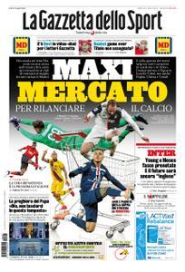 La Gazzetta dello Sport Roma – 28 marzo 2020