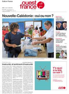 Ouest-France Édition France – 01 octobre 2020