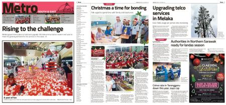 The Star Malaysia - Metro South & East – 24 December 2018