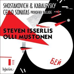 Steven Isserlis & Olli Mustonen - Shostakovich & Kabalevsky: Cello Sonatas (2019)