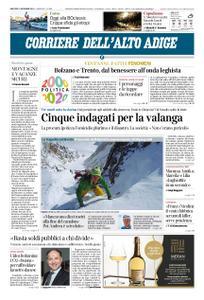 Corriere dell'Alto Adige – 31 dicembre 2019