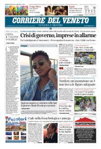Corriere del Veneto Venezia e Mestre – 09 agosto 2019