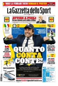 La Gazzetta dello Sport Sicilia – 11 febbraio 2020