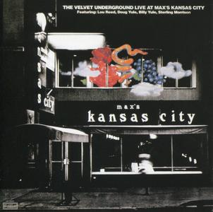 The Velvet Underground - Live At Max's Kansas City (1972) 2CD Expanded Edition 2004