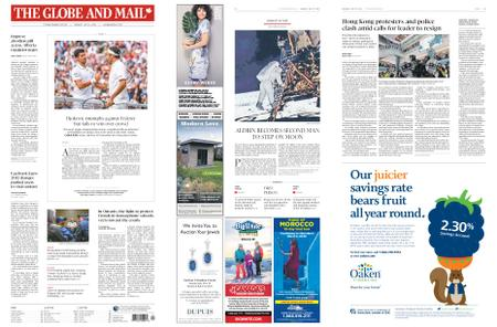 The Globe and Mail – July 15, 2019