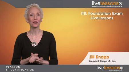 Pearson IT Certification - ITIL Foundation Exam LiveLessons [repost]