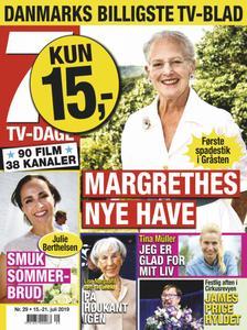 7 TV-Dage – 15. juli 2019