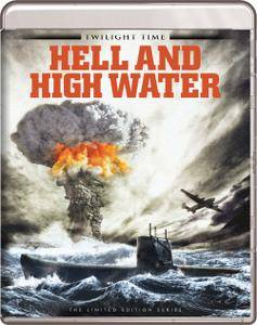 Hell and High Water (1954) + Extra