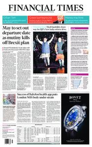 Financial Times UK – May 24, 2019