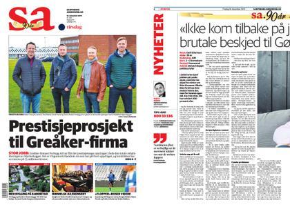 Sarpsborg Arbeiderblad – 10. desember 2019
