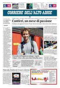 Corriere dell'Alto Adige - 22 Agosto 2018