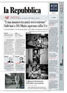 la Repubblica - 3 Dicembre 2018