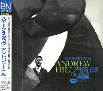 Andrew Hill - Smoke Stack (1963) {Blue Note Japan TOCJ-4160 rel 1994}