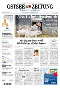 Ostsee Zeitung Wolgast - 22. November 2017