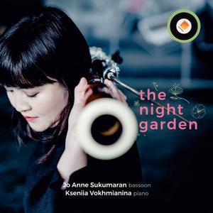 Jo Anne Sukumaran & Kseniia Vokhmianina - The Night Garden (2019)