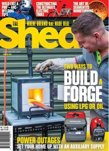 The Shed - July/August 2019