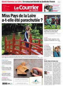 Le Courrier de l'Ouest Angers – 03 octobre 2020